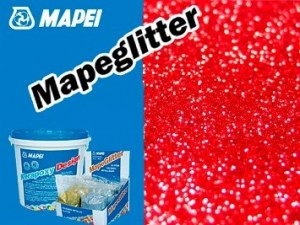 Mapeglitter Red