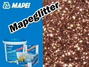 Mapeglitter Brown