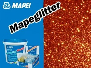 Mapeglitter Copper